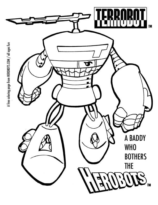 herobots-terrobot