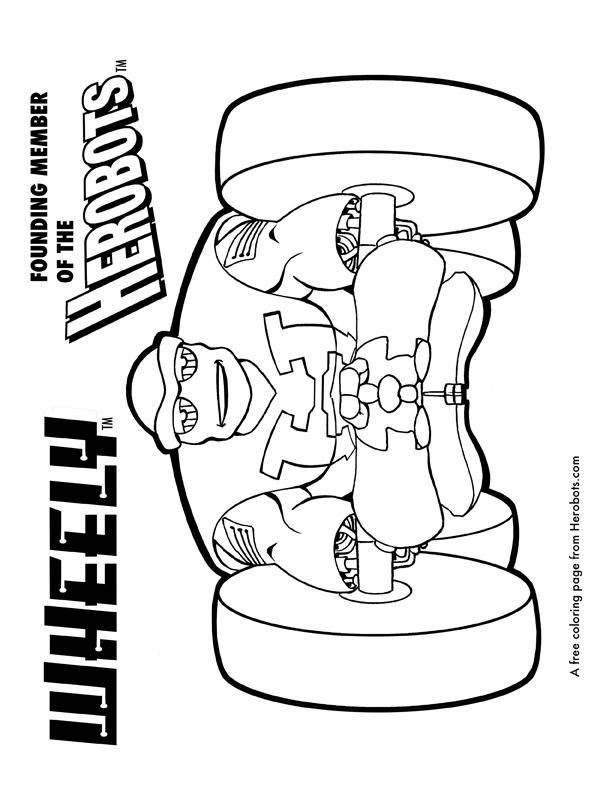 herobots-wheely